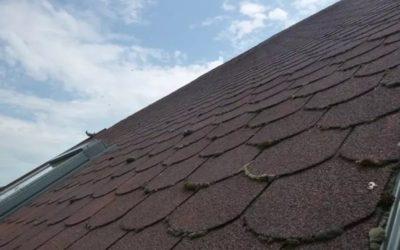 Když střecha z asfaltových šindelů nad obytným podkrovím nevětrá